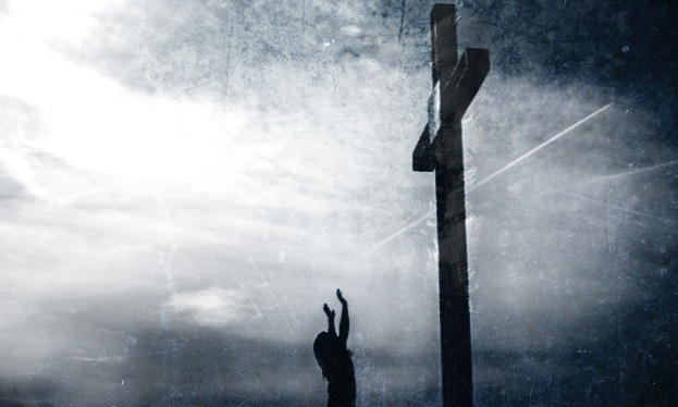 Gospel Advancing Ministry. GAM. Ministry Philosophy. Ministry Method. Youth Ministry Method. Youth Ministry. Youth Ministry Method. Teenagers who share the gospel. Teens that share the gospel. Youth that share the gospel. Share the Gospel. Image of a someone kneeling at the cross with raised hands.