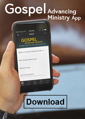 Gospel Advancing Ministry App Download