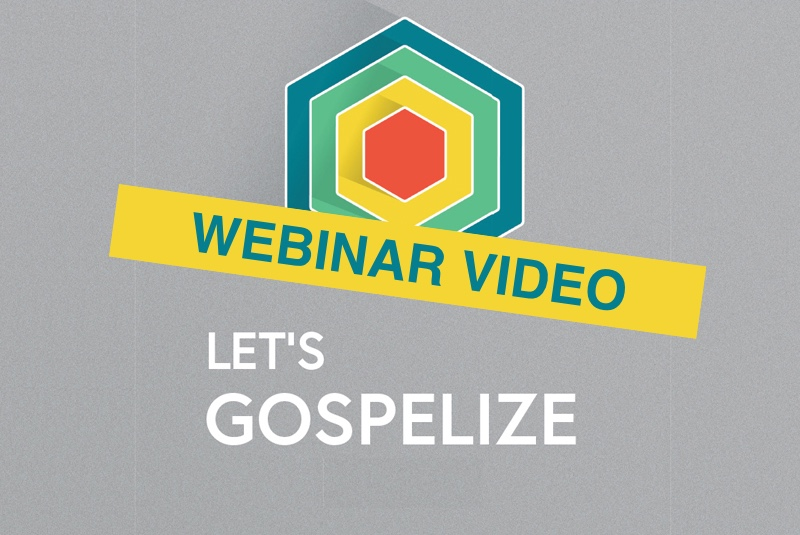 Let's Gospelize YOUR Youth Ministry!