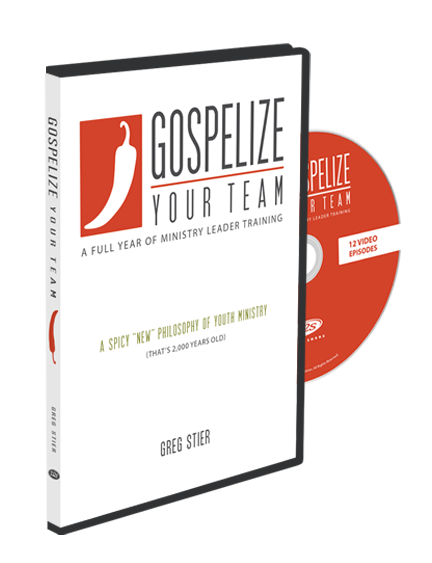 Gospelize Your Team Ministry Training