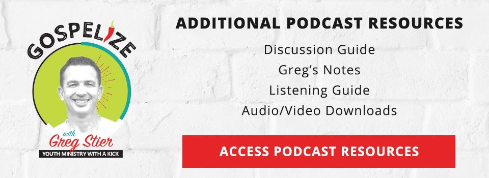 Gospelize with Greg Stier - Resources